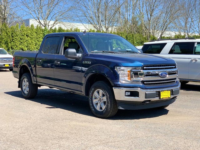 2020 Ford F-150 SuperCrew Cab 4x4, Pickup #F37492 - photo 3