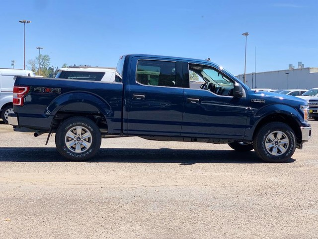 2020 Ford F-150 SuperCrew Cab 4x4, Pickup #F37492 - photo 4