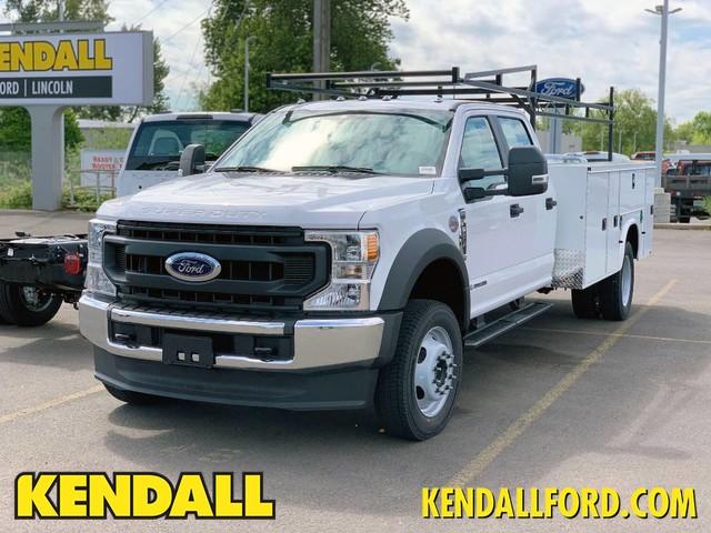 2020 F-550 Crew Cab DRW 4x4, Knapheide Service Body #F37544 - photo 1