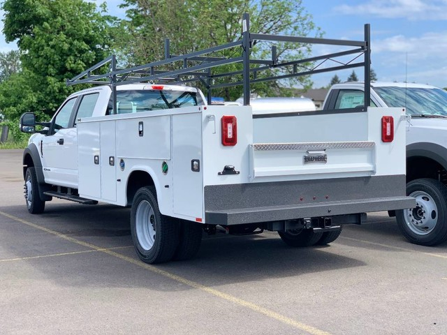 2020 Ford F-550 Crew Cab DRW 4x4, Knapheide Service Body #F37544 - photo 1