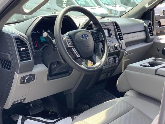 2020 Ford F-550 Regular Cab DRW 4x4, Knapheide Value-Master X Platform Body #F37577 - photo 8