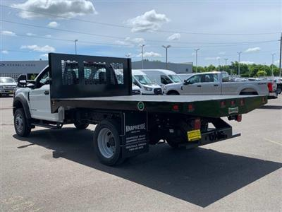 2020 Ford F-550 Regular Cab DRW 4x4, Knapheide Value-Master X Platform Body #F37577 - photo 2