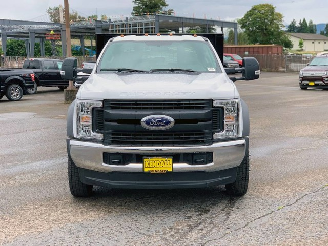 2019 Ford F-450 Crew Cab DRW 4x4, Knapheide Value-Master X Platform Body #F37582 - photo 3