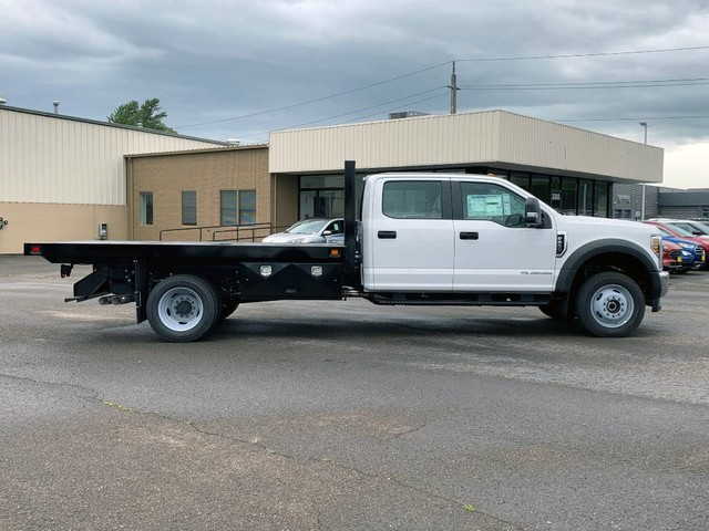 2019 Ford F-450 Crew Cab DRW 4x4, Knapheide Value-Master X Platform Body #F37582 - photo 5