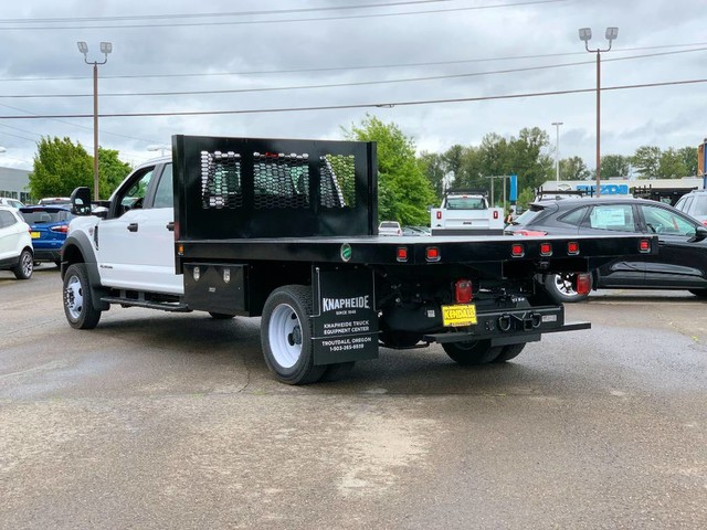 2019 Ford F-450 Crew Cab DRW 4x4, Knapheide Platform Body #F37582 - photo 1