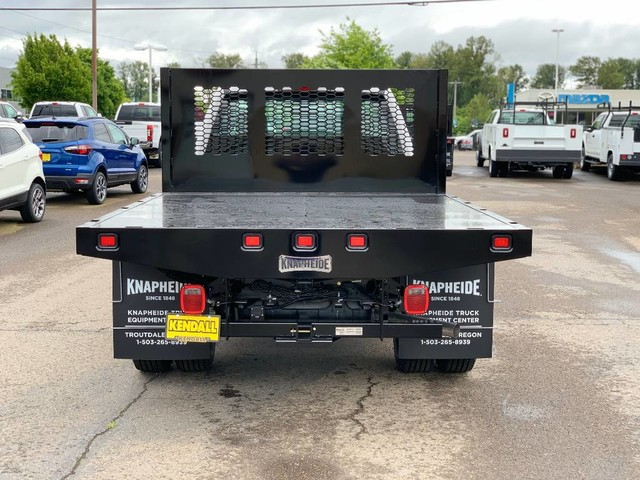 2020 Ford F-350 Regular Cab DRW 4x4, Knapheide Value-Master X Platform Body #F37583 - photo 7