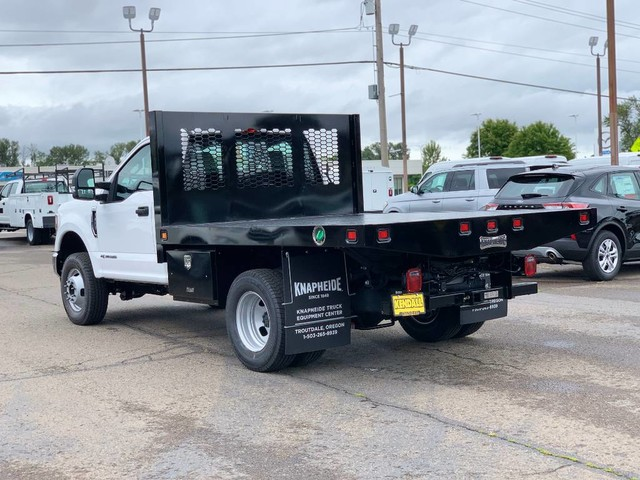 2020 Ford F-350 Regular Cab DRW 4x4, Knapheide Value-Master X Platform Body #F37583 - photo 2