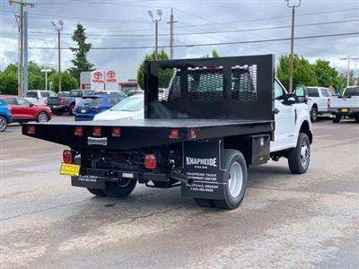 2020 Ford F-350 Regular Cab DRW 4x4, Knapheide Value-Master X Platform Body #F37583 - photo 6