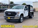2020 Ford F-350 Regular Cab DRW 4x4, Knapheide Value-Master X Platform Body #F37583 - photo 1