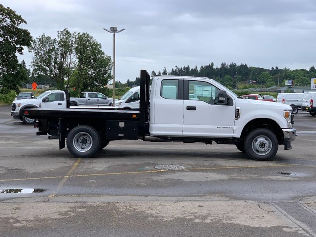 2020 Ford F-350 Super Cab DRW 4x4, Knapheide Value-Master X Platform Body #F37584 - photo 5