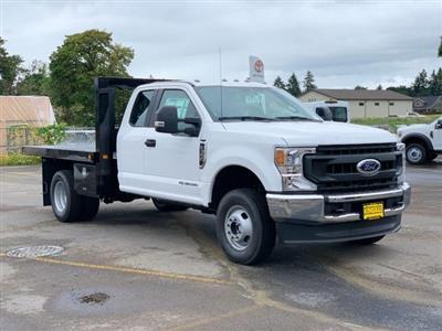2020 Ford F-350 Super Cab DRW 4x4, Knapheide Value-Master X Platform Body #F37584 - photo 4