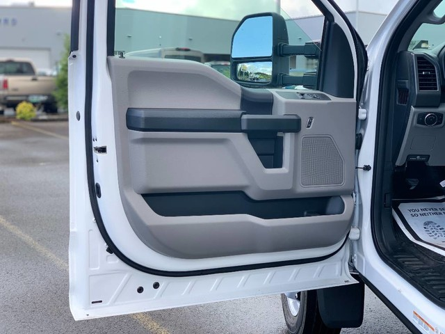 2019 Ford F-450 Regular Cab DRW RWD, Knapheide Value-Master X Platform Body #F37597 - photo 15