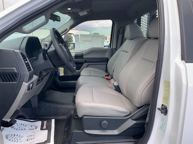2019 Ford F-450 Regular Cab DRW RWD, Knapheide Value-Master X Platform Body #F37597 - photo 17