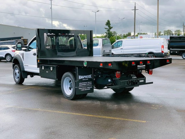 2019 Ford F-450 Regular Cab DRW 4x2, Knapheide Platform Body #F37597 - photo 1
