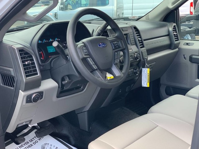 2019 Ford F-450 Regular Cab DRW RWD, Knapheide Value-Master X Platform Body #F37597 - photo 8