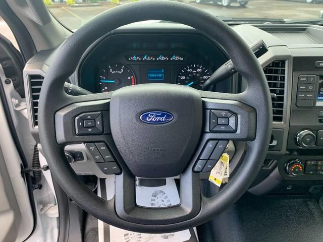 2019 Ford F-450 Regular Cab DRW 4x2, Knapheide Value-Master X Platform Body #F37597 - photo 9