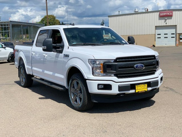 2020 Ford F-150 SuperCrew Cab 4x4, Pickup #F37599 - photo 4