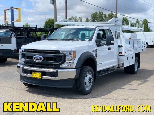 2020 Ford F-550 Super Cab DRW 4x4, Knapheide Contractor Body #F37651 - photo 1