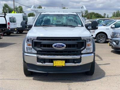 2020 Ford F-550 Super Cab DRW 4x4, Knapheide Contractor Body #F37651 - photo 3