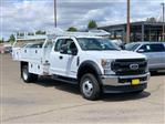 2020 Ford F-550 Super Cab DRW 4x4, Knapheide Contractor Body #F37651 - photo 4