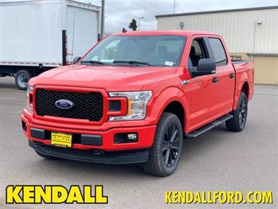 2020 Ford F-150 SuperCrew Cab 4x4, Pickup #F37680 - photo 1