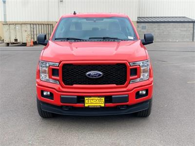 2020 Ford F-150 SuperCrew Cab 4x4, Pickup #F37680 - photo 3