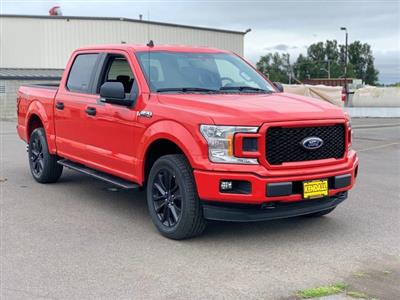 2020 Ford F-150 SuperCrew Cab 4x4, Pickup #F37680 - photo 4