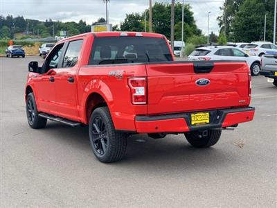 2020 Ford F-150 SuperCrew Cab 4x4, Pickup #F37680 - photo 2