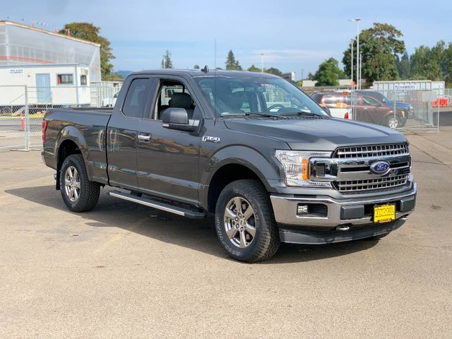 2020 Ford F-150 Super Cab 4x4, Pickup #F37814 - photo 4