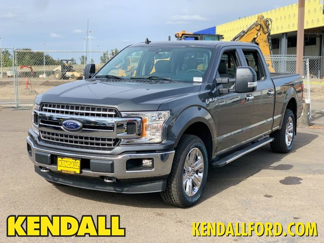 2020 Ford F-150 SuperCrew Cab 4x4, Pickup #F37823 - photo 1