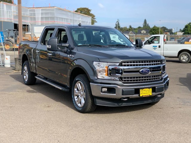 2020 Ford F-150 SuperCrew Cab 4x4, Pickup #F37823 - photo 4