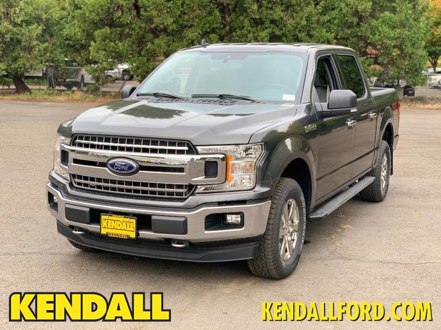 2020 Ford F-150 SuperCrew Cab 4x4, Pickup #F37824 - photo 1