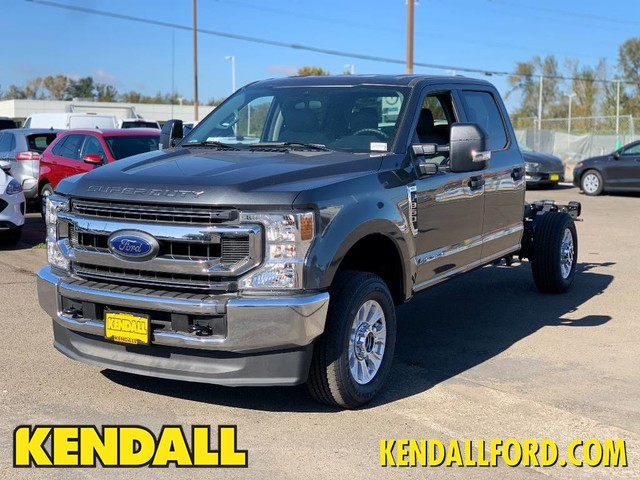 2020 Ford F-350 Crew Cab 4x4, Cab Chassis #F37833 - photo 1