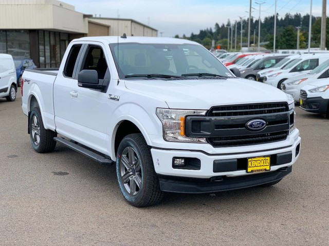 2020 Ford F-150 Super Cab 4x4, Pickup #F37866 - photo 4