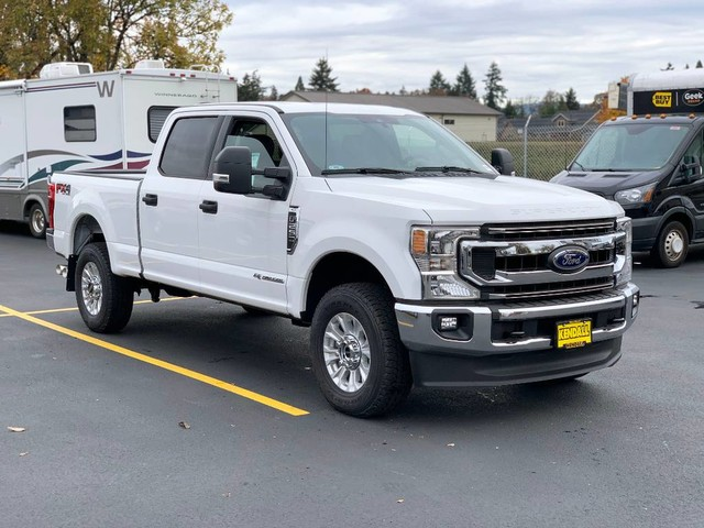 2020 Ford F-250 Crew Cab 4x4, Pickup #F37925 - photo 5