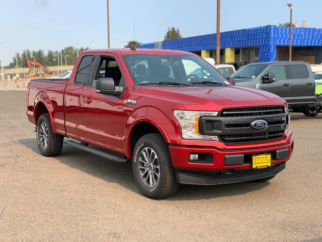2020 Ford F-150 Super Cab 4x4, Pickup #F37929 - photo 4