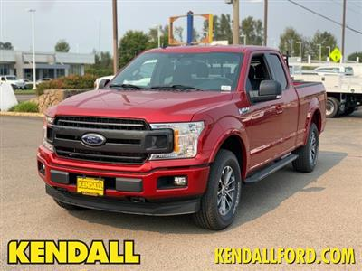 2020 Ford F-150 Super Cab 4x4, Pickup #F37929 - photo 1