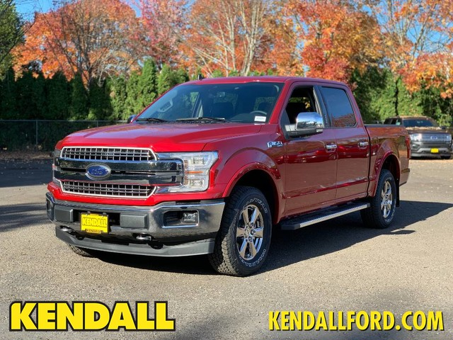 2020 Ford F-150 SuperCrew Cab 4x4, Pickup #F37946 - photo 1