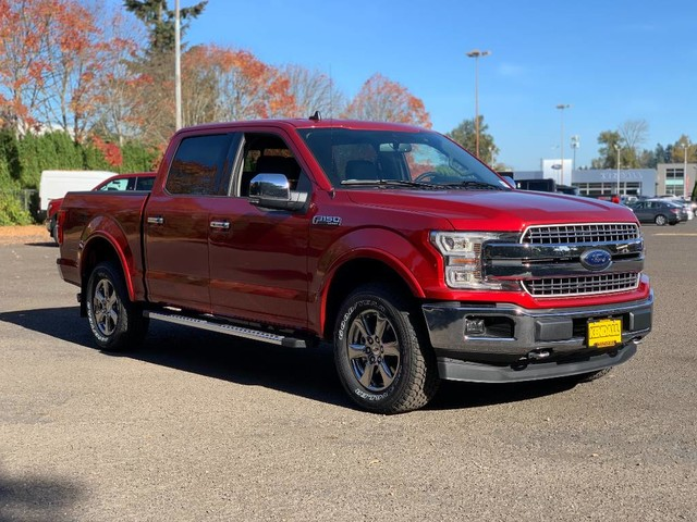 2020 Ford F-150 SuperCrew Cab 4x4, Pickup #F37946 - photo 4