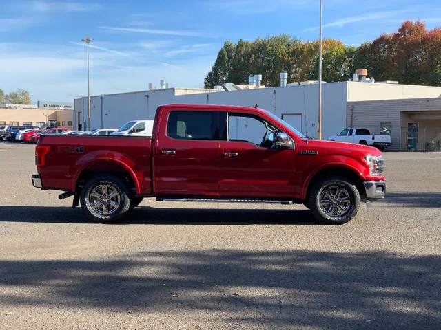 2020 Ford F-150 SuperCrew Cab 4x4, Pickup #F37946 - photo 5