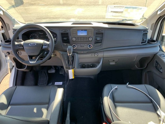 2020 Ford Transit 250 Med Roof RWD, Empty Cargo Van #F37948 - photo 13