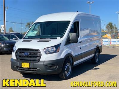 2020 Ford Transit 250 Med Roof RWD, Empty Cargo Van #F37948 - photo 1