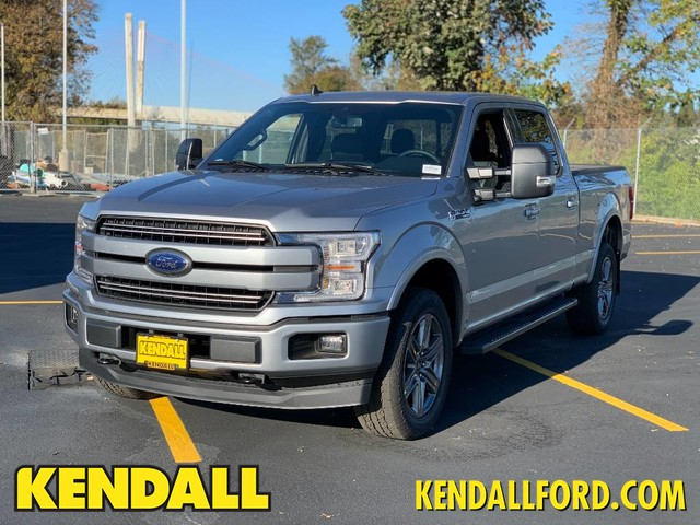 2020 Ford F-150 SuperCrew Cab 4x4, Pickup #F38001 - photo 1