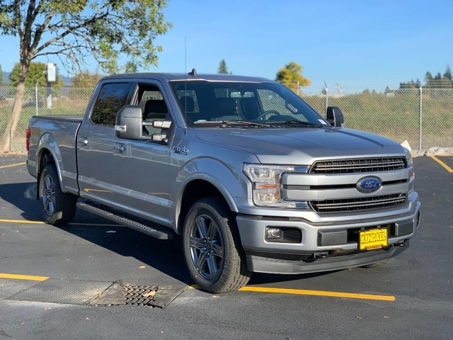 2020 Ford F-150 SuperCrew Cab 4x4, Pickup #F38001 - photo 4