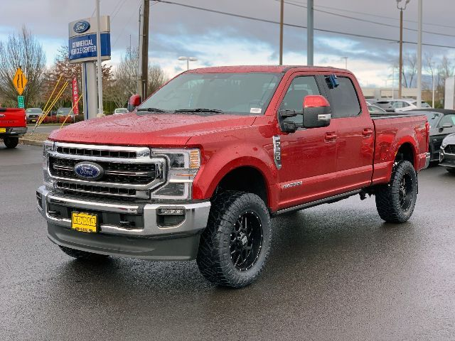 2020 Ford F-250 Crew Cab 4x4, Pickup #F38065 - photo 23