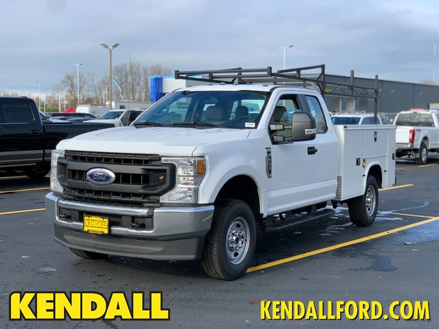 2020 Ford F-250 Super Cab 4x4, Service Body #F38191 - photo 1