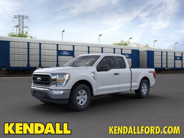 2021 Ford F-150 Super Cab 4x4, Pickup #F38213 - photo 1