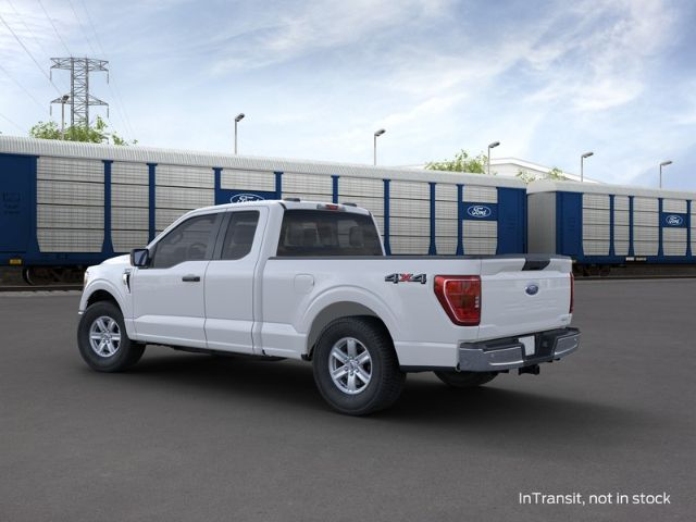 2021 Ford F-150 Super Cab 4x4, Pickup #F38216 - photo 1