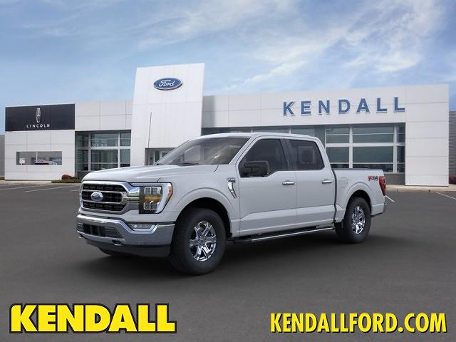 2021 Ford F-150 SuperCrew Cab 4x4, Pickup #F38241 - photo 1