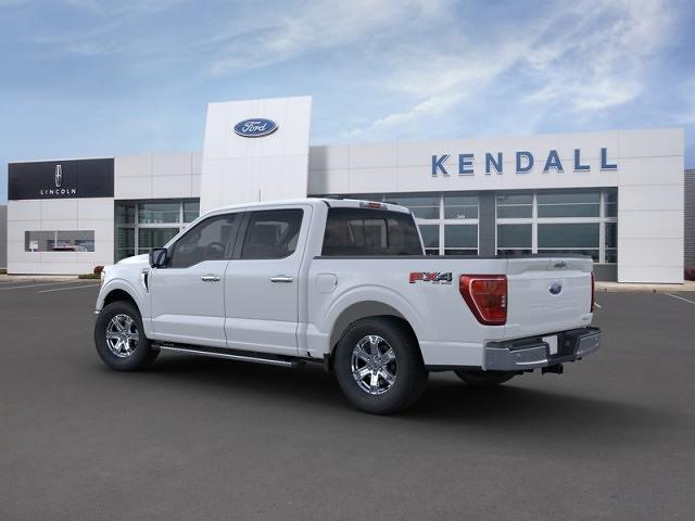 2021 Ford F-150 SuperCrew Cab 4x4, Pickup #F38241 - photo 2